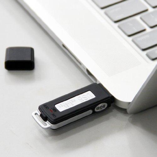 Odposlech - špionážní flashdisk TopSpy USB 300 s pamětí 8GB 7a6992b885